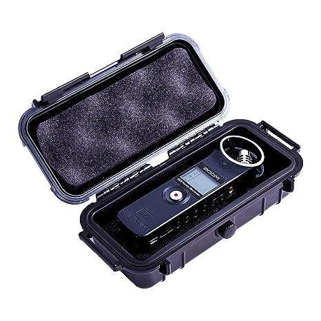 CASEMATIX Zoom H1 - Funda impermeable para grabadoras ...