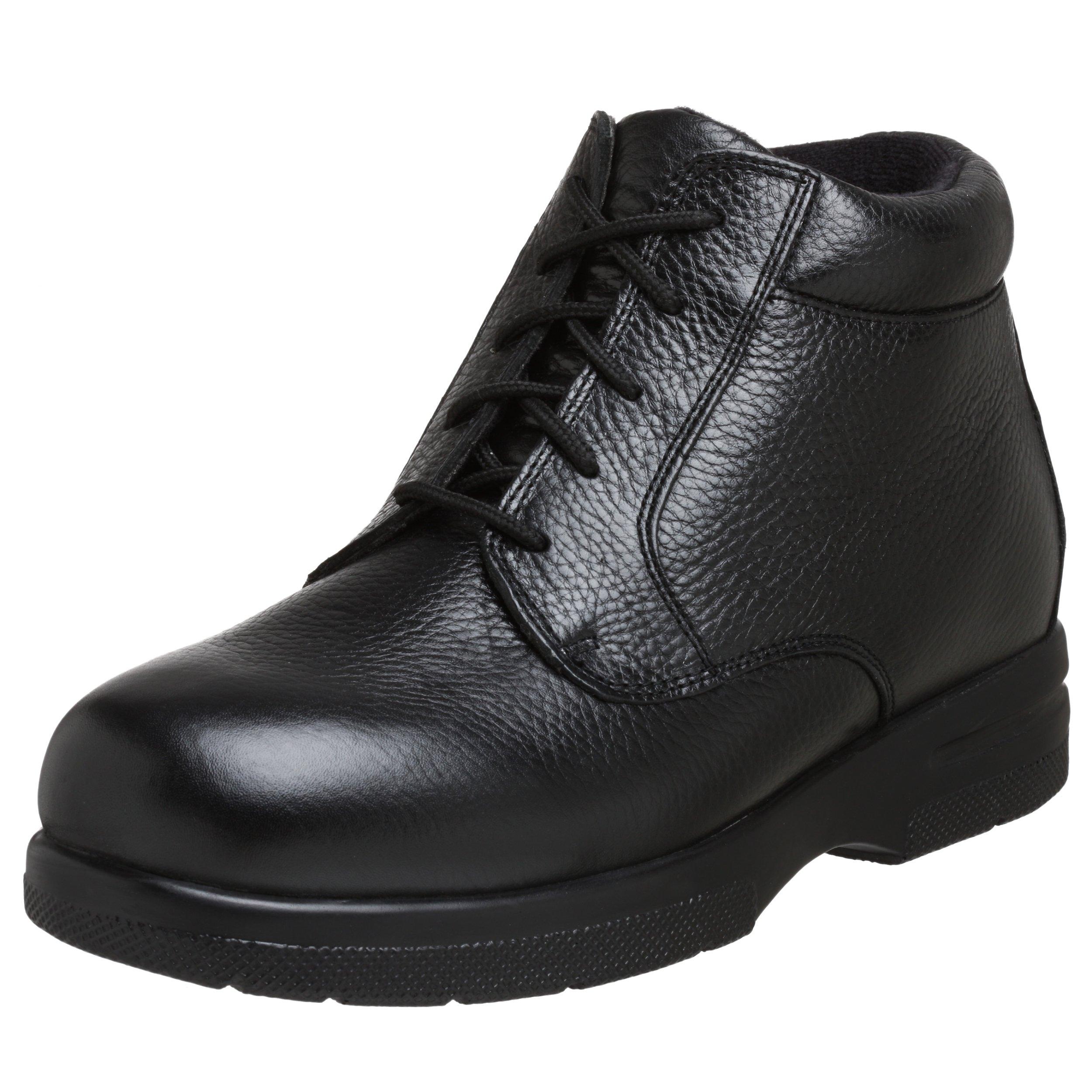 Drew Shoe Men's Tucson Boot,Black,10.5 6E US