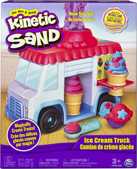 PLAY-DOH ICE CREAM TRUCK NEW//NEVER OPENED