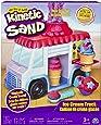 Kinetic Sand Set de Juego con Arena Camión de Helados