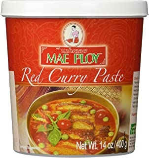 Mae Ploy Red Curry Paste 14 Oz