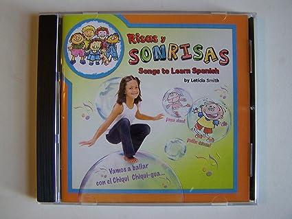 Leticia Smith - Risas y Sonrisas Songs to Learn Spanish - Amazon.com Music