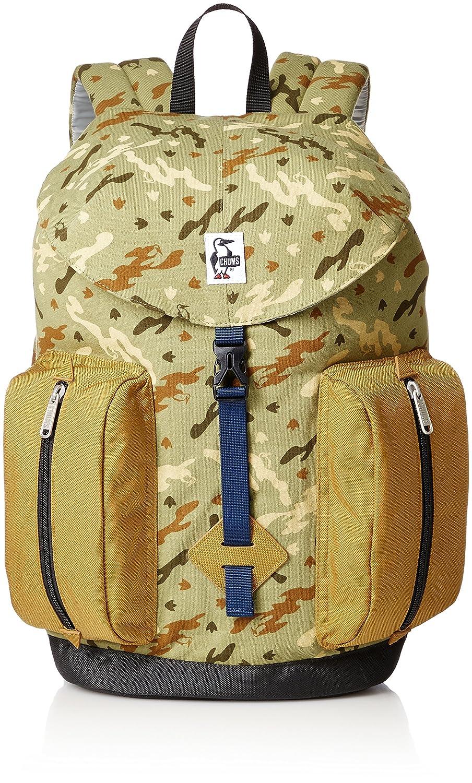 [チャムス] リュック 2 Pockets Day PackSweat Nylon CH60-2401-K018-00 B078L26XT2 ヘザーネイチャーブービーカモ ヘザーネイチャーブービーカモ