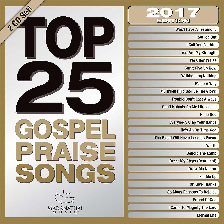 Best gospel praise and worship songs