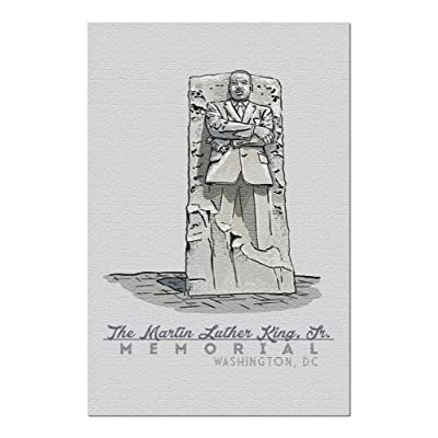 Washington, DC - Martin Luther King, Jr. Memorial (Premium 1000 Piece Jigsaw Puzzle for Adults, 20x30, Made in USA!): Toys & Games