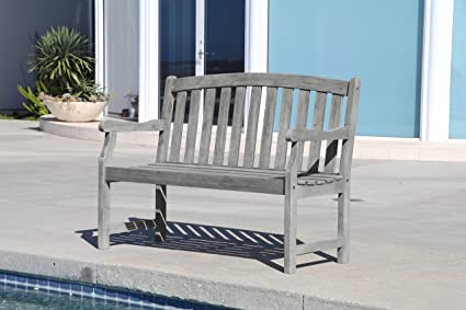 Remarkable Vifah V1622 Renaissance Outdoor Furniture Grey Washed Ocoug Best Dining Table And Chair Ideas Images Ocougorg