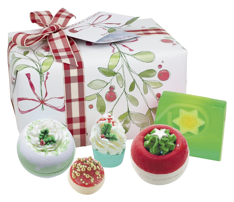Bomb Cosmetics Christmas Wishes Confezione regalo fatta a mano GCHRWIS04