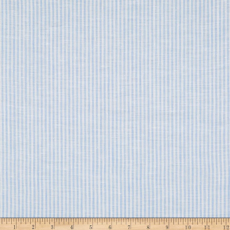 Cotton Linen Blend 2 Yards Periwinkle