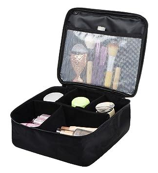 Amazon.com: Estuche de viaje para cosméticos, estuche ...