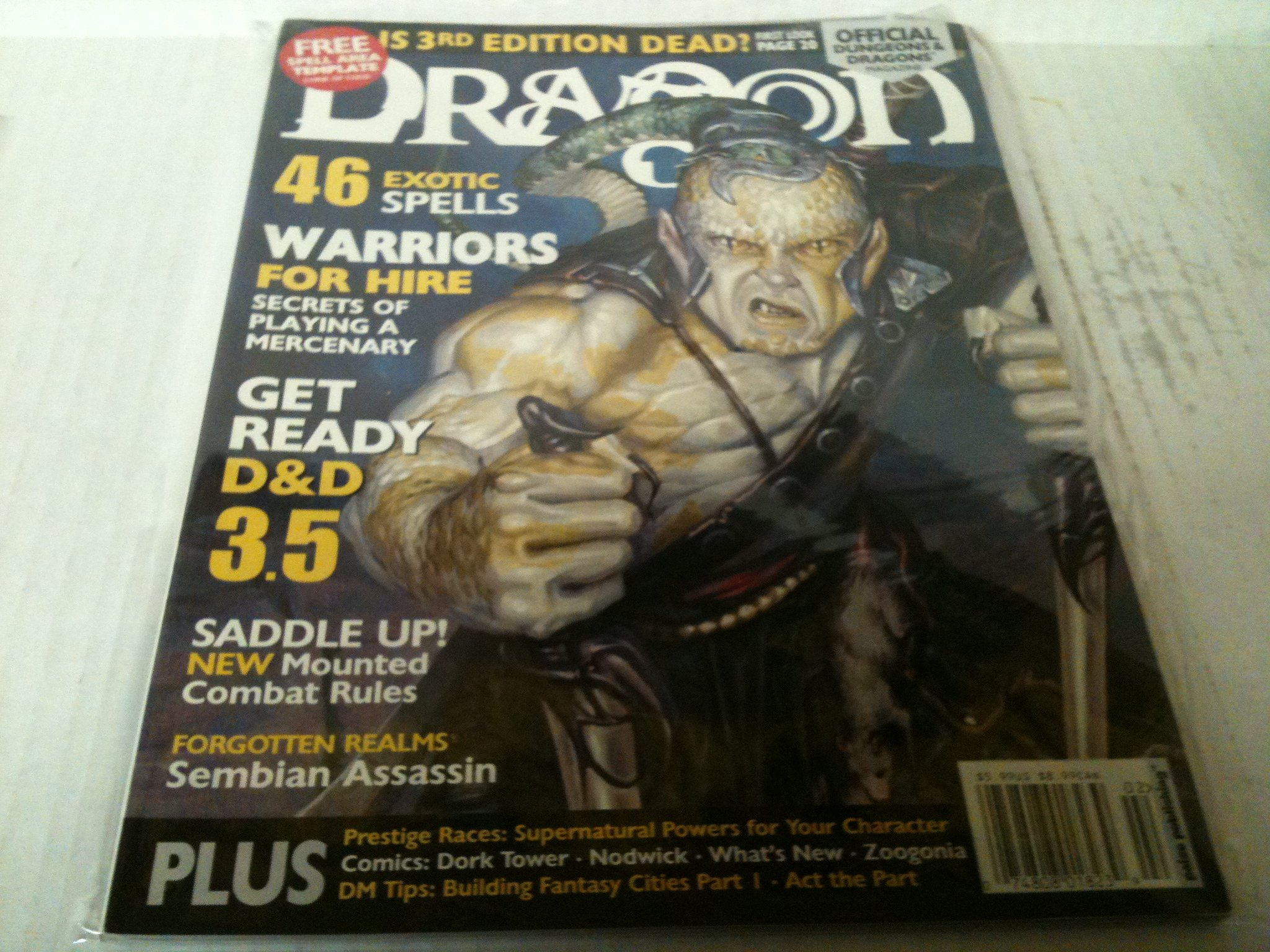 Download Dragon Magazine 304 ebook