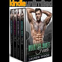 Mountain Man's Fever: A Mountain Man Romance Series Box Set (English Edition)