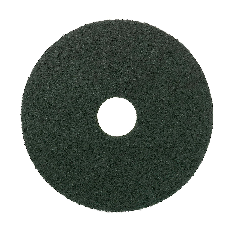 Verde 280 mm 3M Scotch-Brite Disco per Deceratura Parziale 5 Pezzi