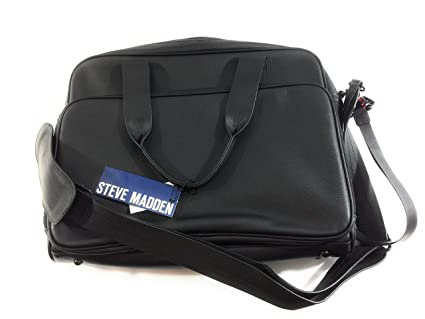 4b46c928bf Image Unavailable. Image not available for. Color: Steve Madden Jonathan Laptop  Bag ...