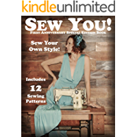 Sew you!: Sew your own style book cover