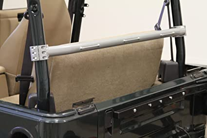 Amazon.com: Rock Hard 4x4 Rear Seat Harness Bar for Jeep Wrangler TJ