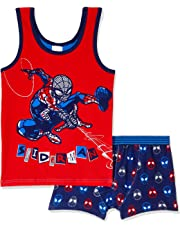 Rio Spider Man Singlet & Trunk Set