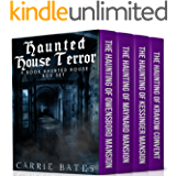 Haunted House Terror: 4 Book Haunted House Box Set