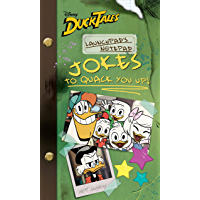 DuckTales: Launchpad's Notepad: Jokes That Will QUACK You Up (Disney Duck Tales)