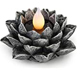 VP Home Lotus Flower Solar Powered LED Outdoor Decor Garden Light