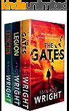 Hell on Earth: The Apocalyptic Saga (books 1, 2 & 3)