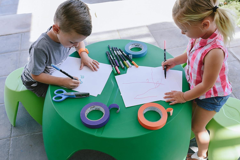Amazon.com: ECR4Kids Decorative Children\'s Craft Tape, Assorted ...