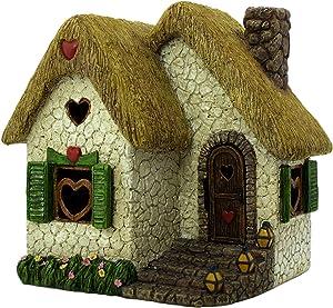 PRETMANNS Fairy Garden Fairy House - 7