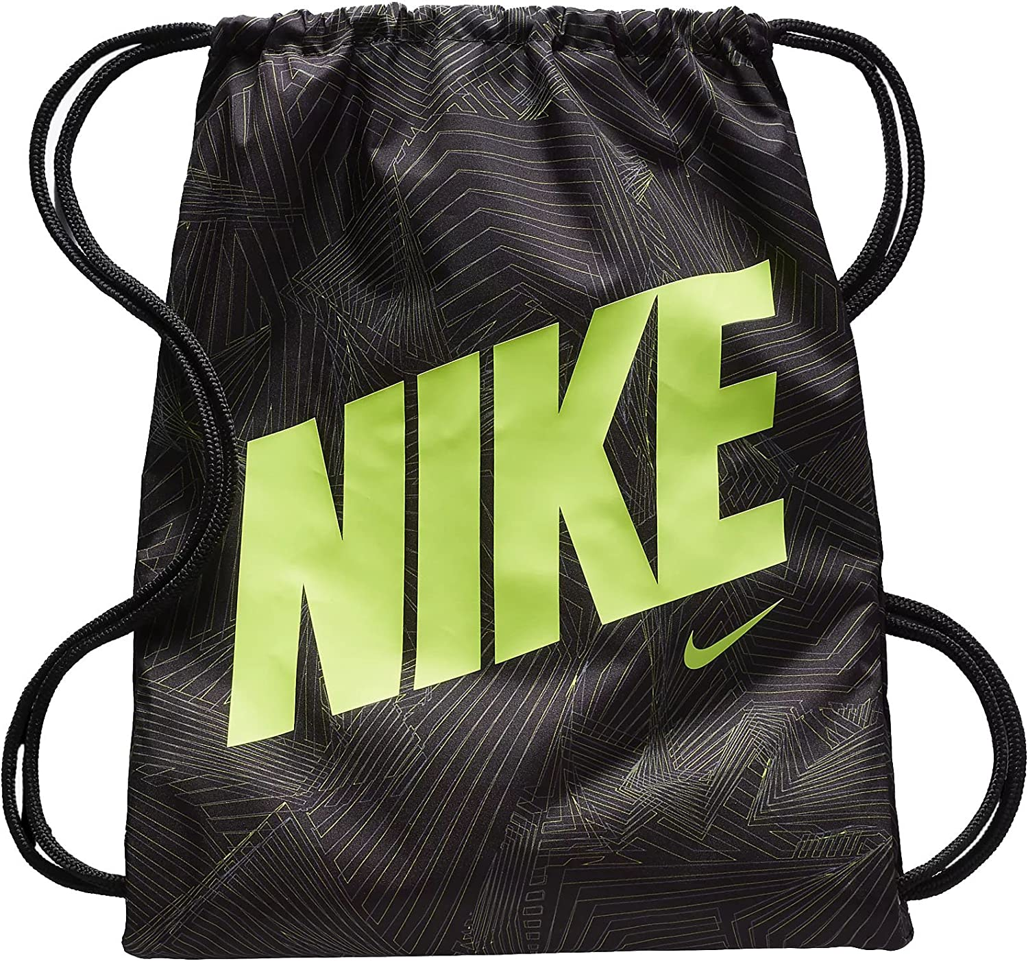 Nike NK Heritage gmsk 1-GFX, Football Bag Unisex Adult