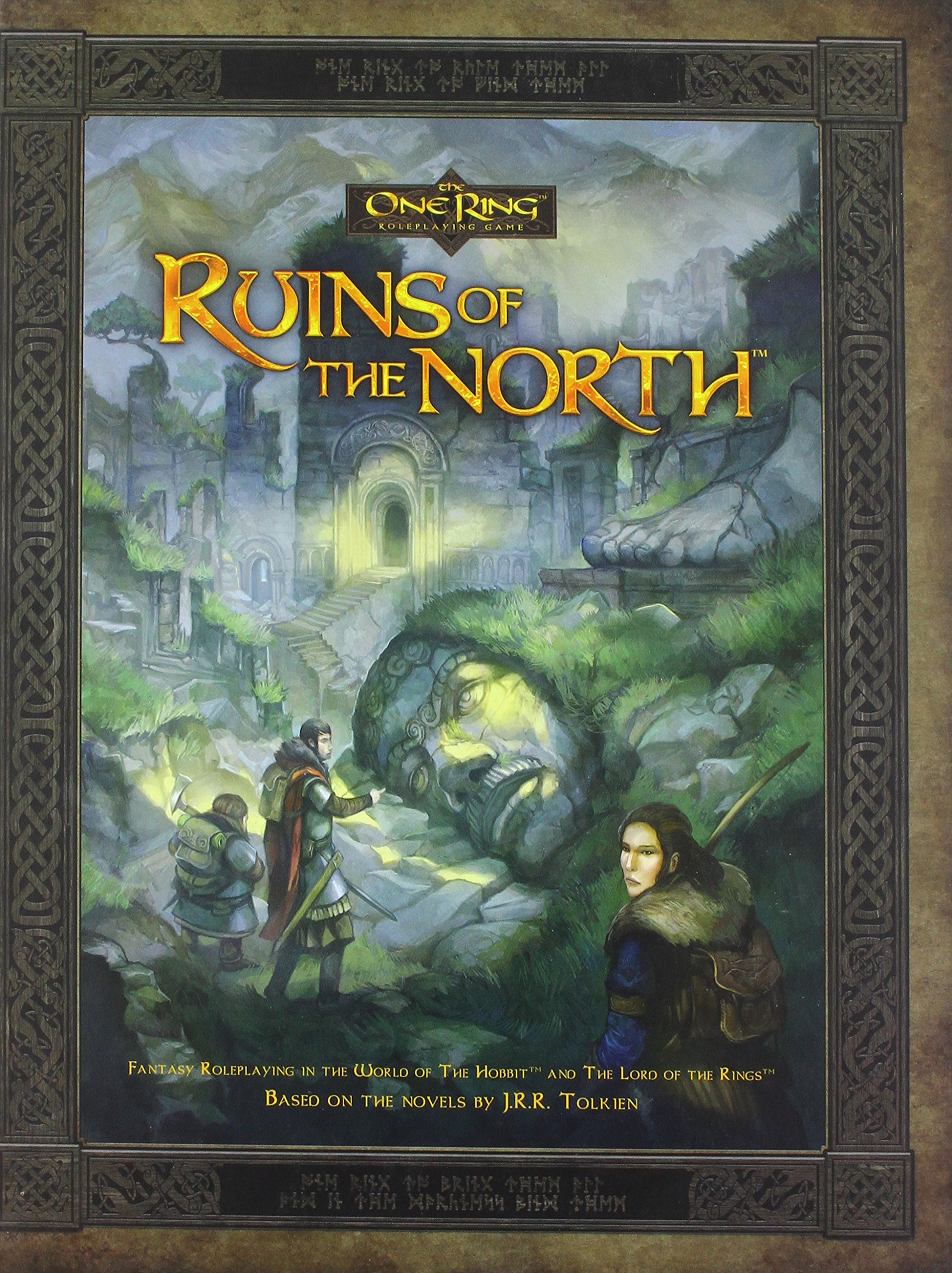 Read Online Ruins of the North (The One Ring Roleplaying Game) pdf