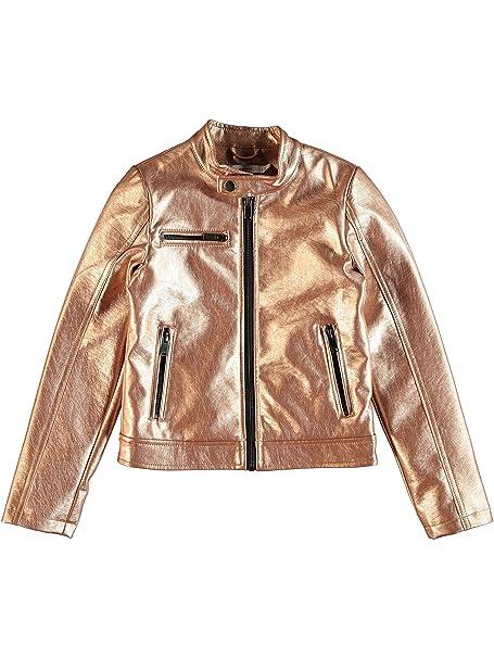 reputable site abdeb 89c74 13148747 Name it giubbino in eco pelle color oro mod. META ...