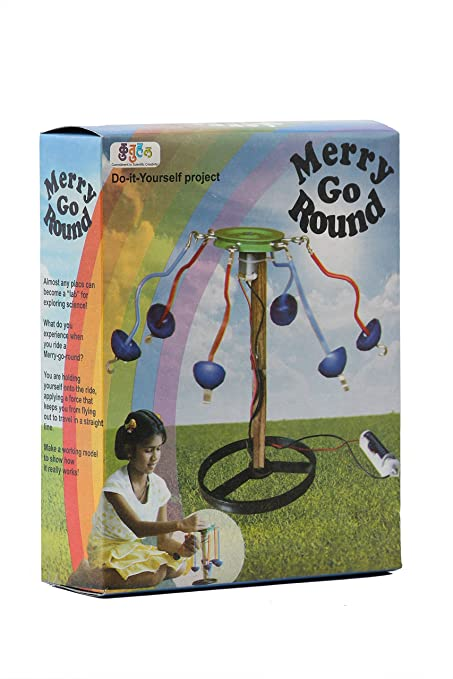 Buy kutuhal merry go round making kit do it yourself educational kutuhal merry go round making kit do it yourself educational toy solutioingenieria Gallery