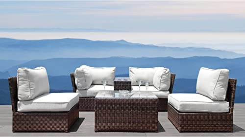 Living Source International Luxury Patio Furniture Set