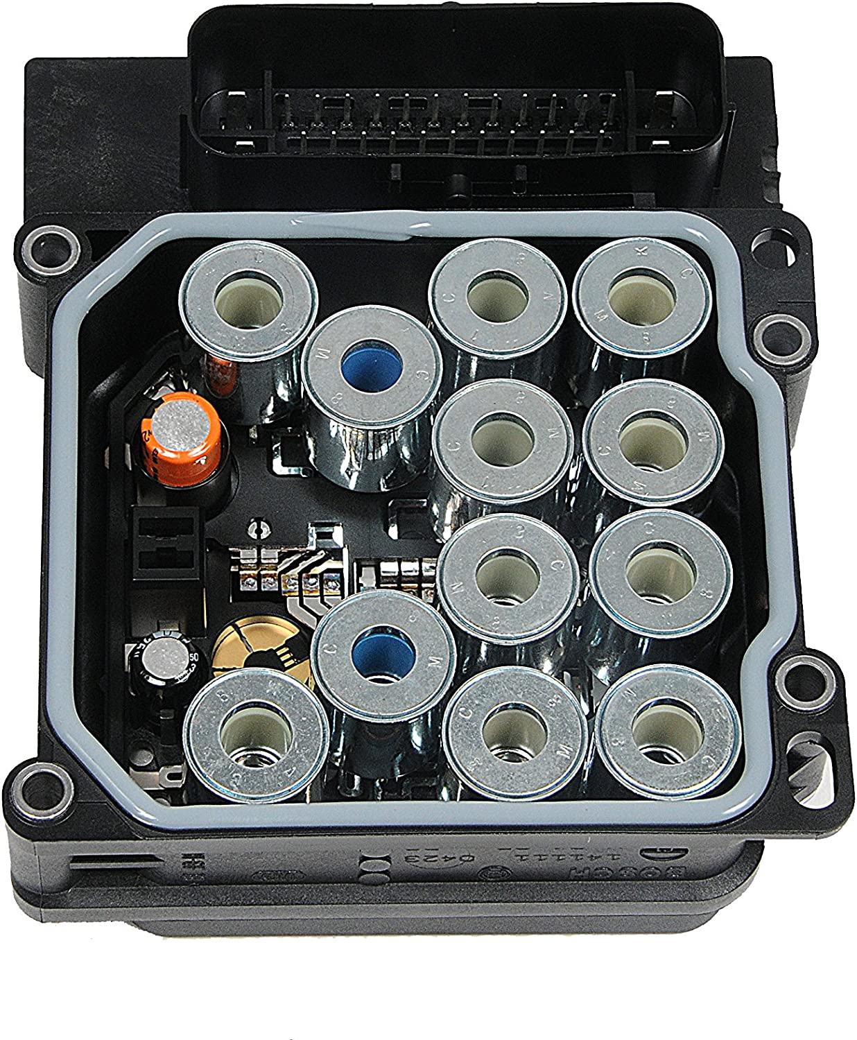 ACDelco 20896914 GM Original Equipment Electronic Brake and Traction Control Module with 4 Bolts
