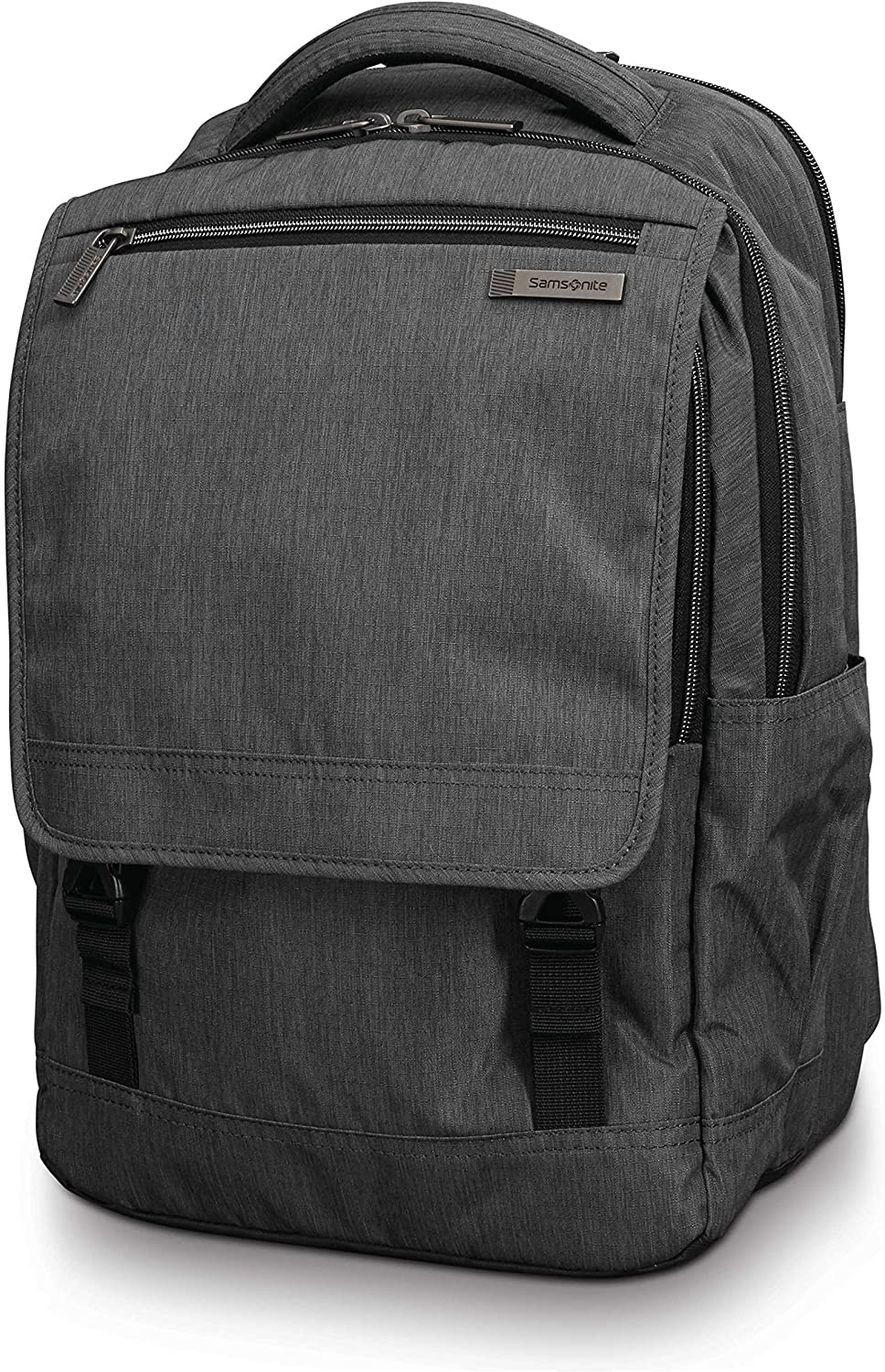 Samsonite Modern Utility Paracycle Laptop Backpack, Charcoal Heather, One Size