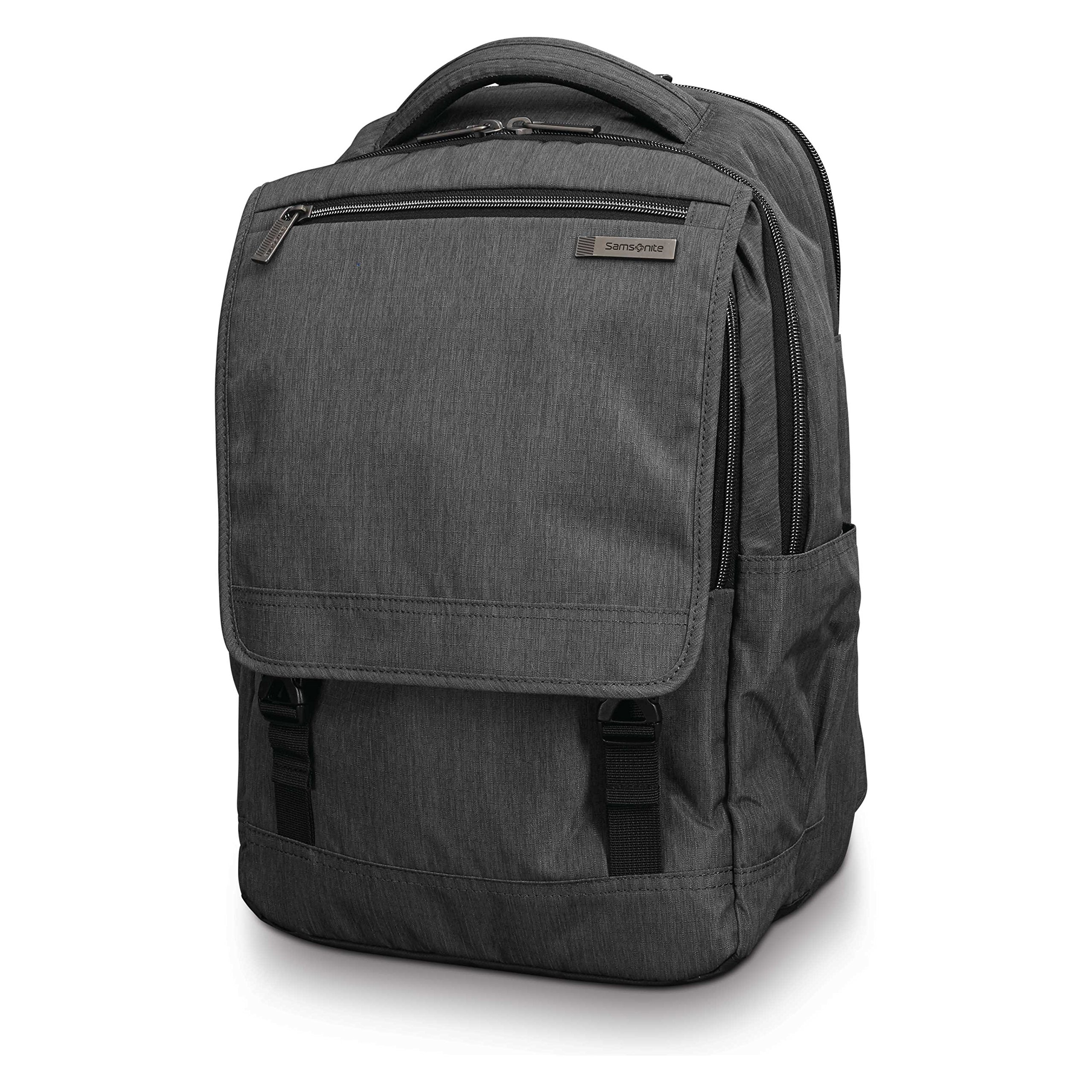 Samsonite Modern Utility Paracycle Backpack Laptop, Charcoal Heather, One Size by Samsonite (Image #1)