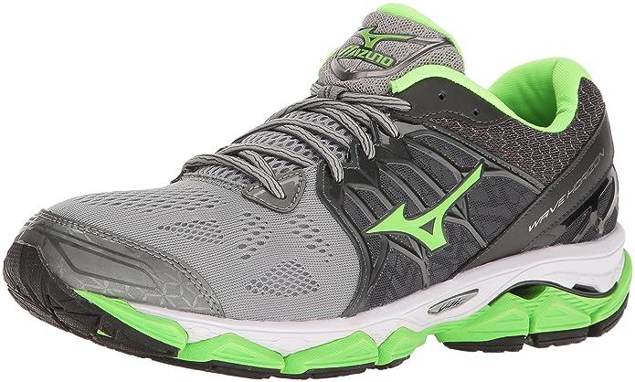 3d9ad9374af9 Amazon.com | Mizuno Running Men's Wave Horizon Running Shoes | Road Running