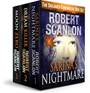 The Dreamer Chronicles Trilogy Boxed Set Vol I - III: A Sci-Fi Parallel Universe Adventure (The Dreamer Chronicles - Science Fiction For Kids And Adults)