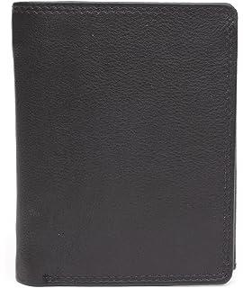 JOSYBAG cuir portefeuille Reporter noir fait à la main épaisseur   1,5 cm, ea53b7b65f5
