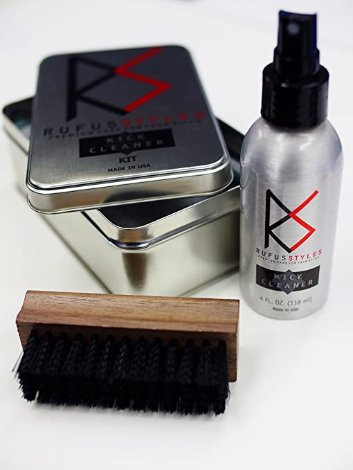 Rufus Styles Premium Shoe Sneaker Kick Cleaner Kit