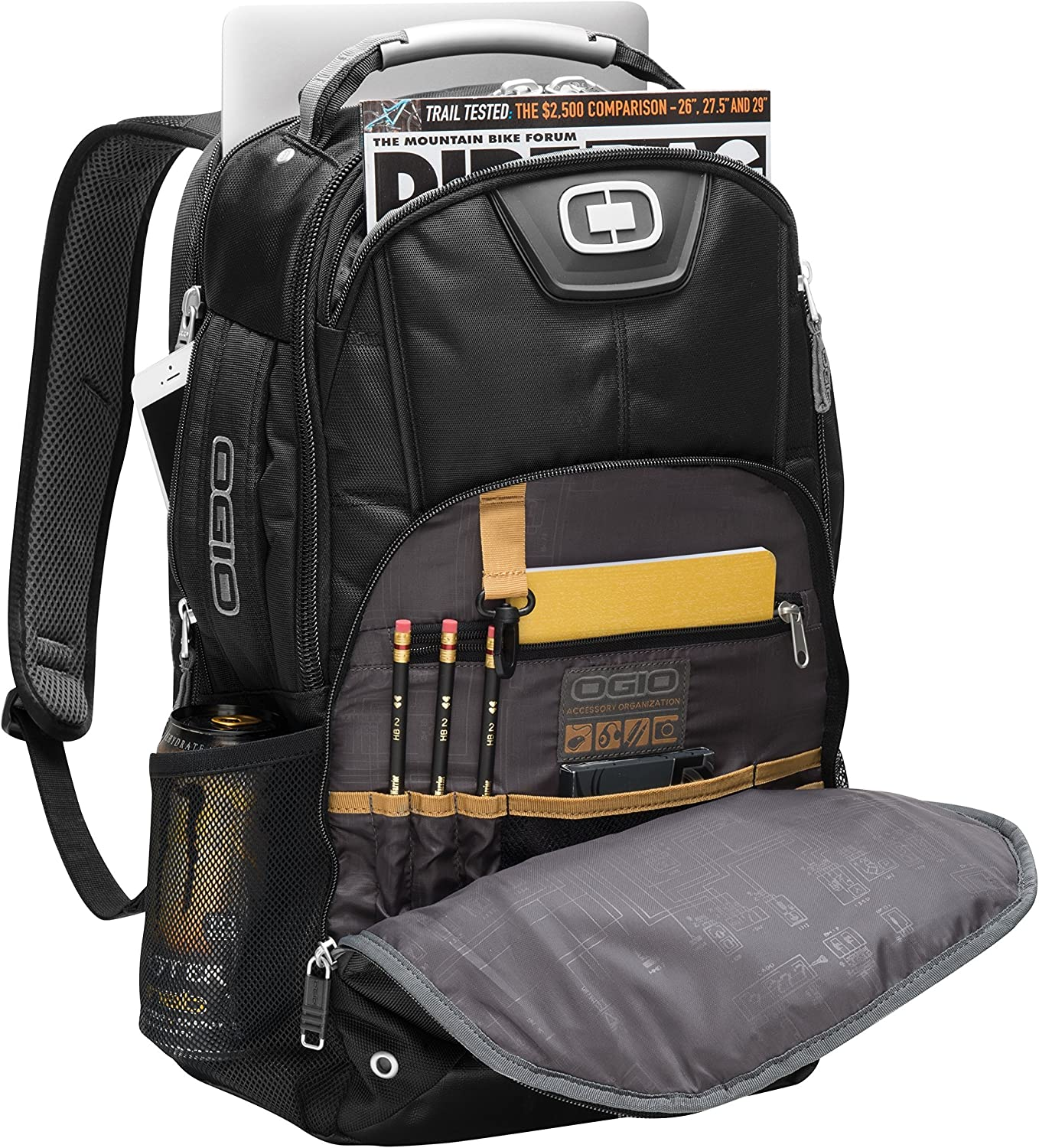 "OGIO 411087 Bolt Pack TSA-Friendly 17"" Laptop/MacBook Pro Backpack"