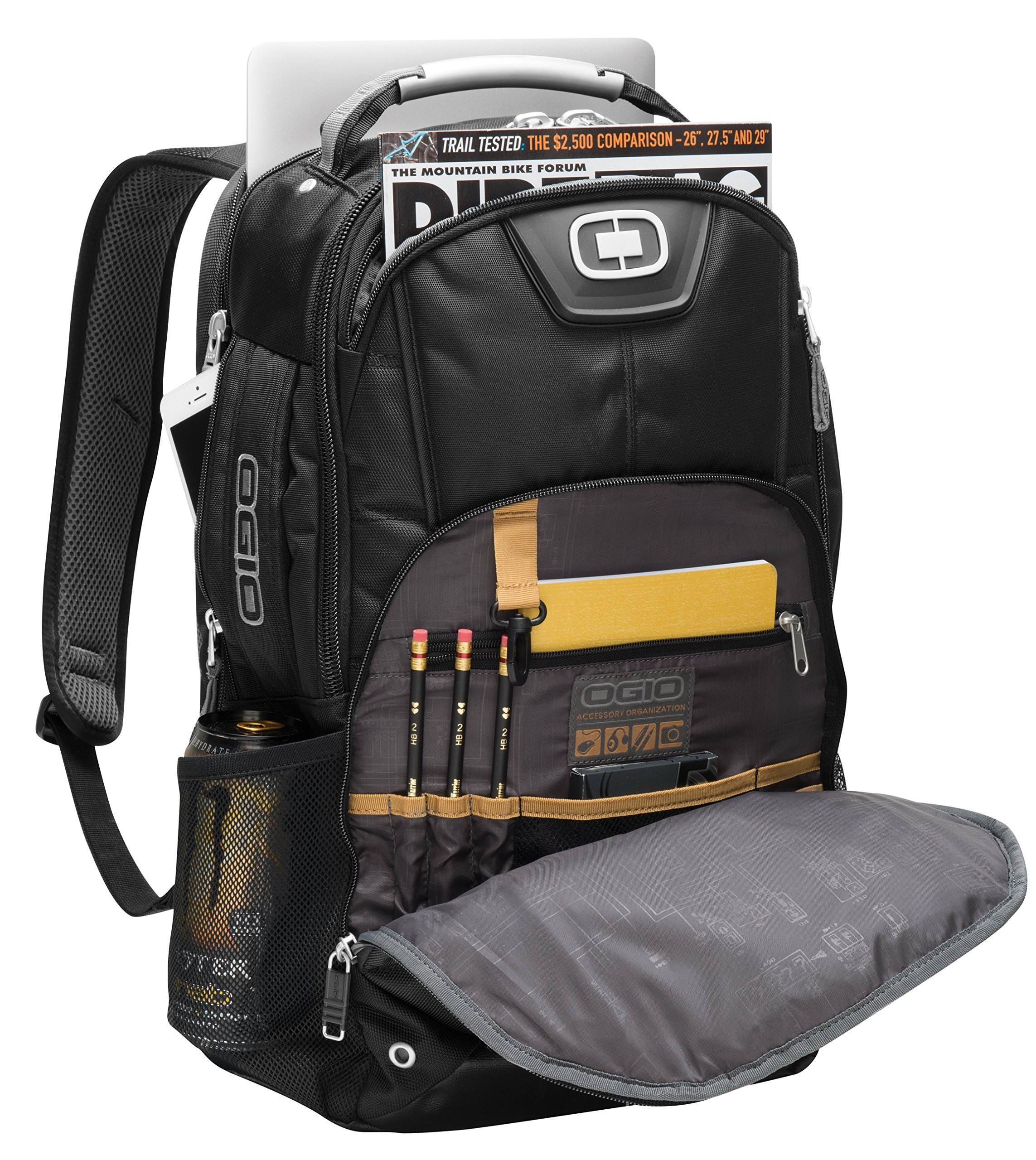 Ogio 411087 Bolt Pack TSA-Friendly 17'' Laptop/MacBook Pro Backpack