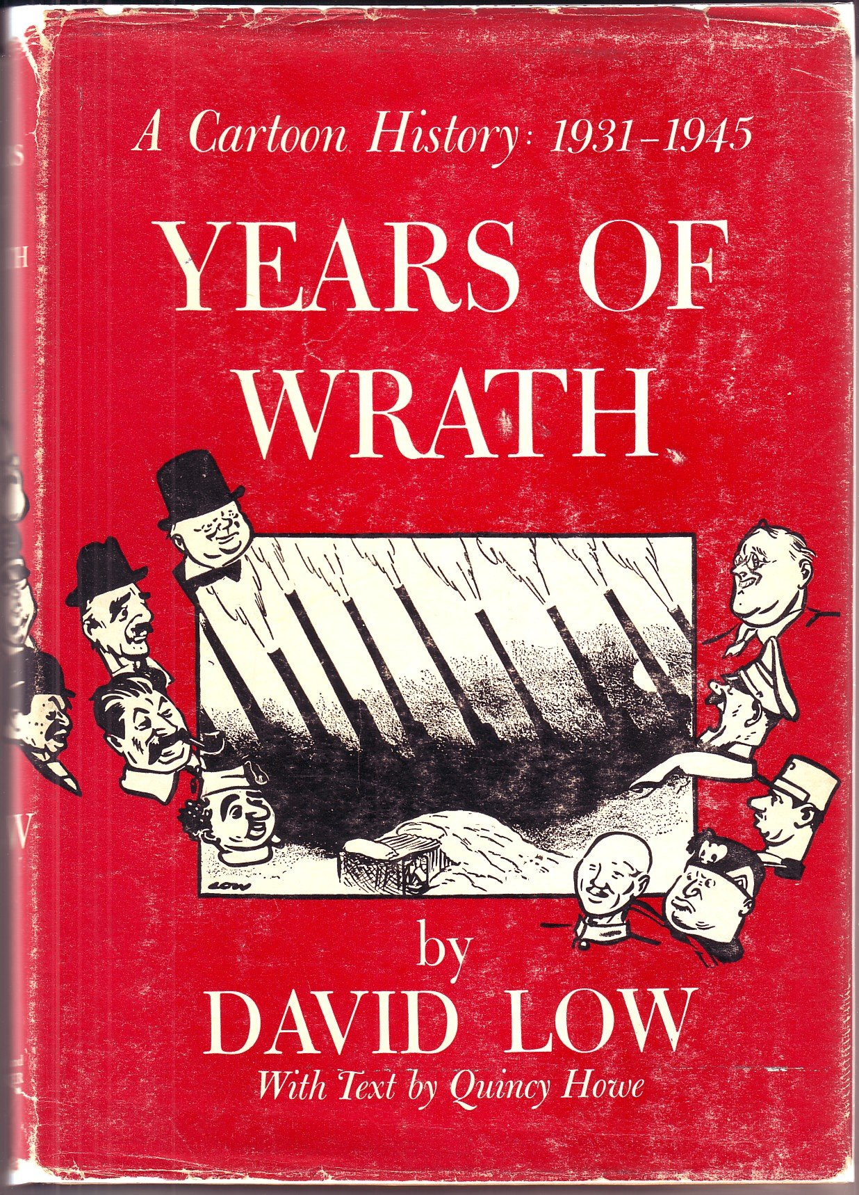 Years of wrath: A Cartoon History: 1931-1945, Low, David