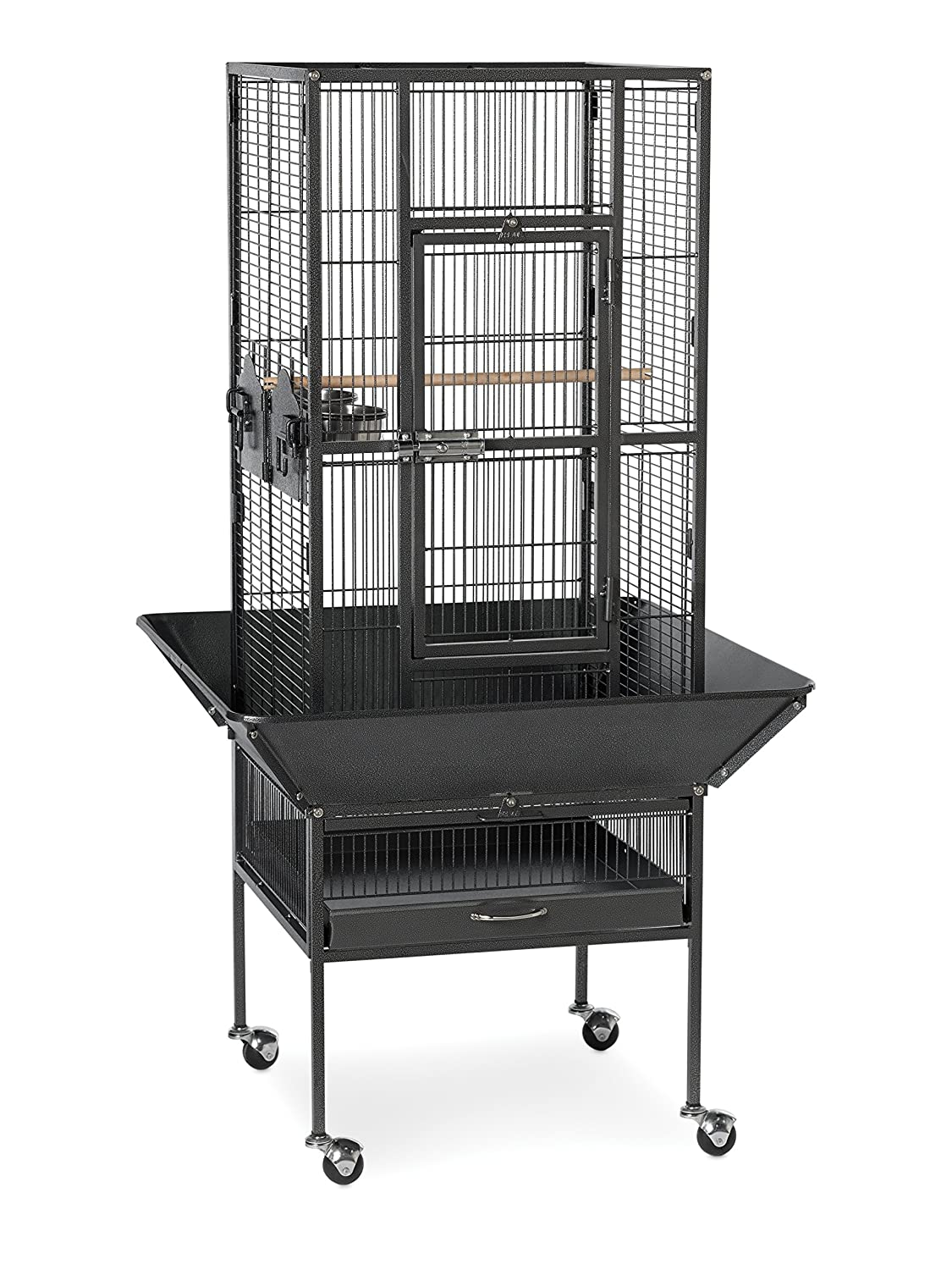 Prevue Park Plaza Bird Cage Coco Brown Prevue Pet Products 3351COCO