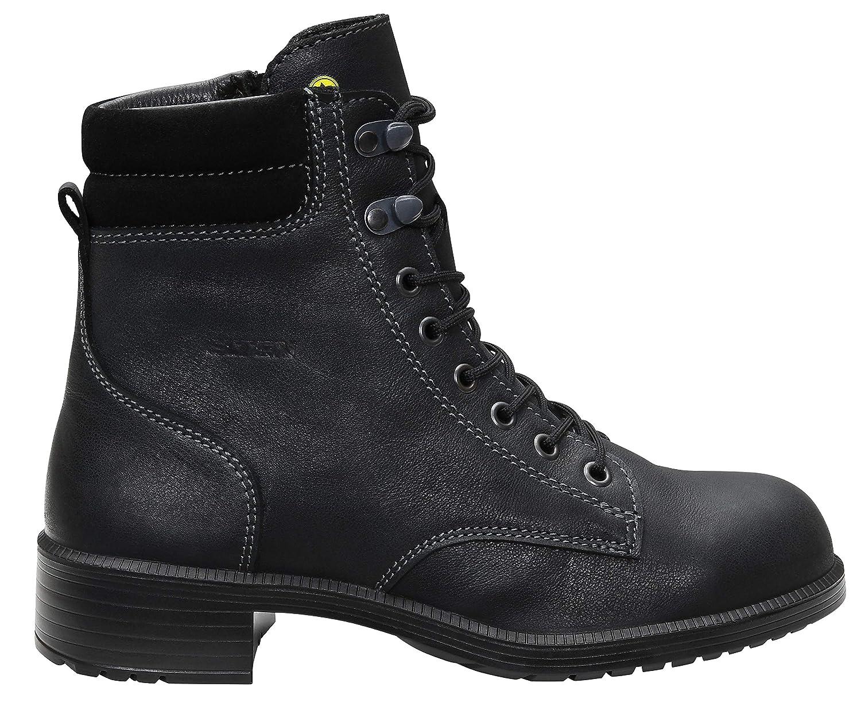 Noir 1 ELTEN NIKOLA Black Mid ESD S2 Chaussures de s/écurit/é pour femme Business /él/égant Noir embout en acier 38