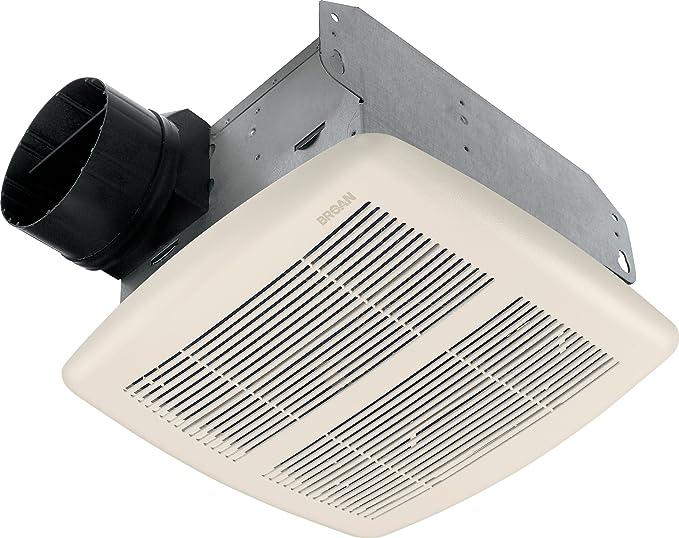 50 CFM Energy Star de salle de bain ventilateur: