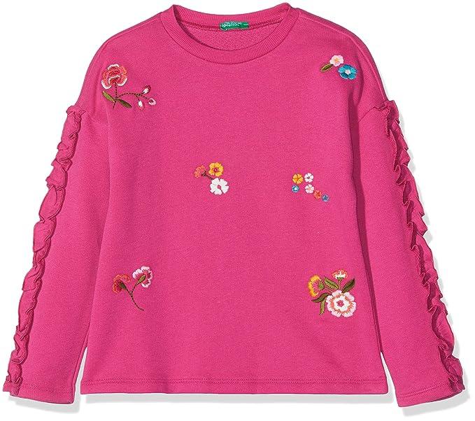 71c5bf49bb United Colors of Benetton Sweater L/S Maglione Bambina