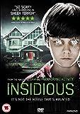 Insidious [DVD] [Reino Unido]