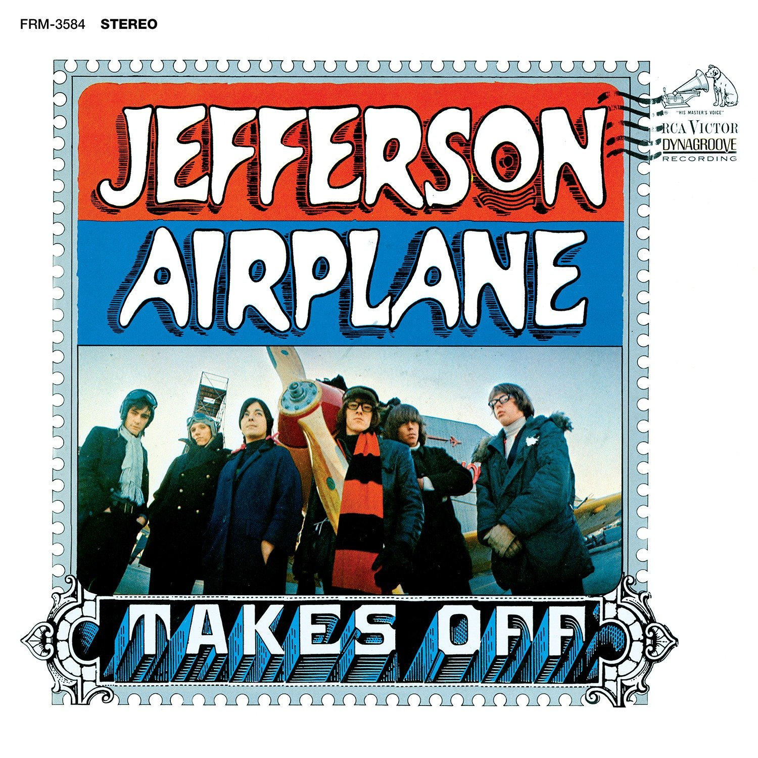 Vinilo : Jefferson Airplane - Takes Off (180 Gram Vinyl, Limited Edition, Gatefold LP Jacket)