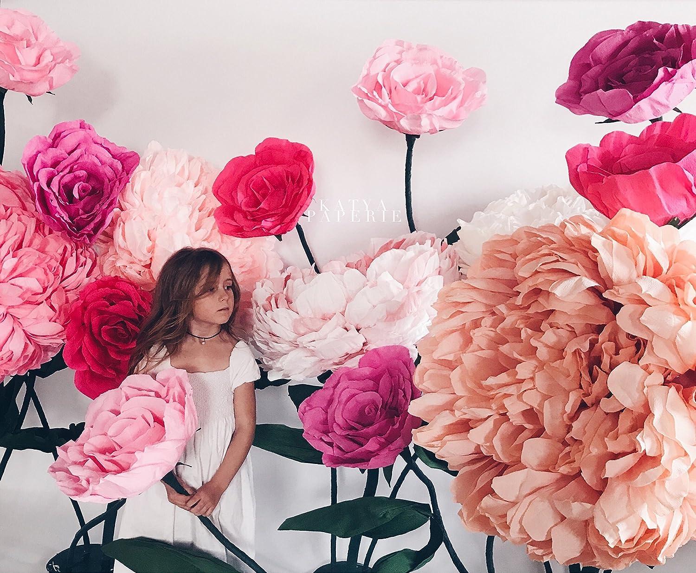Amazon.com: Giant self standing flower display. Alice in Wonderland ...