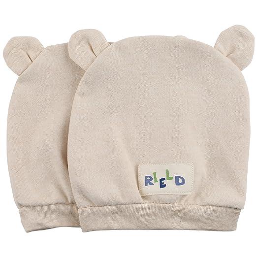 bb4ac5b50bc Amazon.com  RIELD Unisex Baby Caps