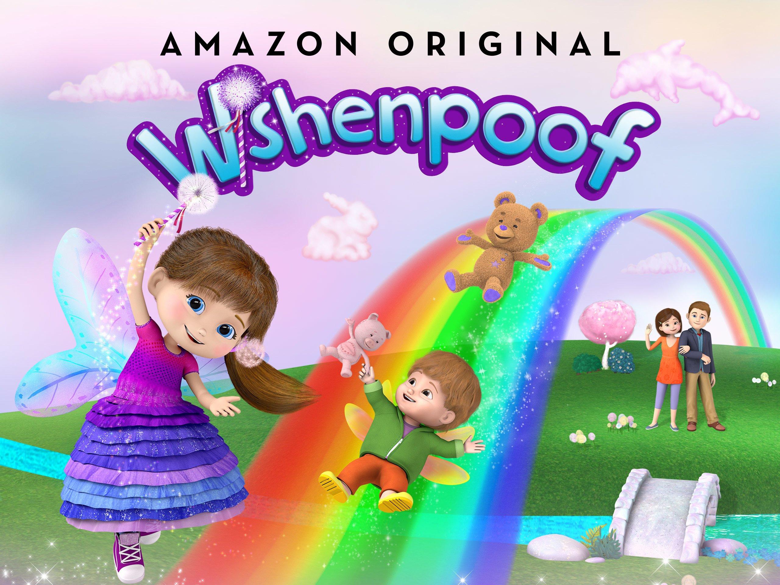Wishenpoof! Season 201 on Amazon Prime Video UK
